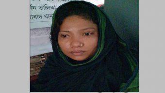 নেছারাবাদে একশত পিস ইয়াবাসহ নারী মাদক ব্যবসায়ী গ্রেফতার